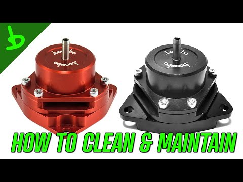 Cleaning & Maintaining your Boomba BOV for '16+ Civic 1.5T