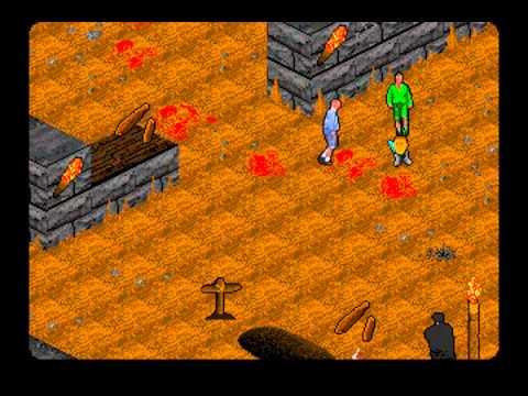 Bureau 13 adventure take 2 gametek 1995 dos doovi for Bureau 13 gameplay