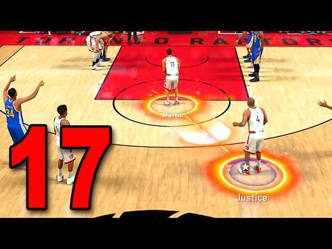 NBA 2K17 My Player Career - Part 17 - ORANGE JUICE MODE?!