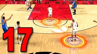 nba 2k17 my player career part 17 orange juice mode