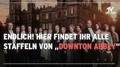 """Endlich könnt ihr alle Staffeln """"Downton Abbey"""" schauen"""