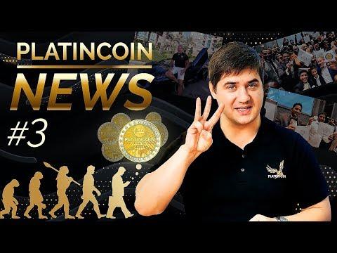 Новости PLATINCOIN: эволюционный продукт, ивент в Дубае другие события #3