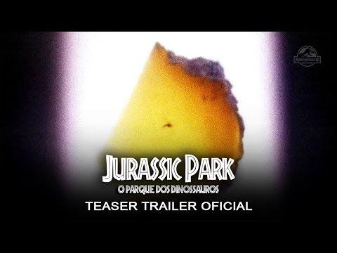 Trailer do filme Jurassic Park - O Parque dos Dinossauros