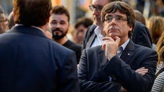 Я бросаю вызов Мадриду и Евросоюзу — Пучдемон