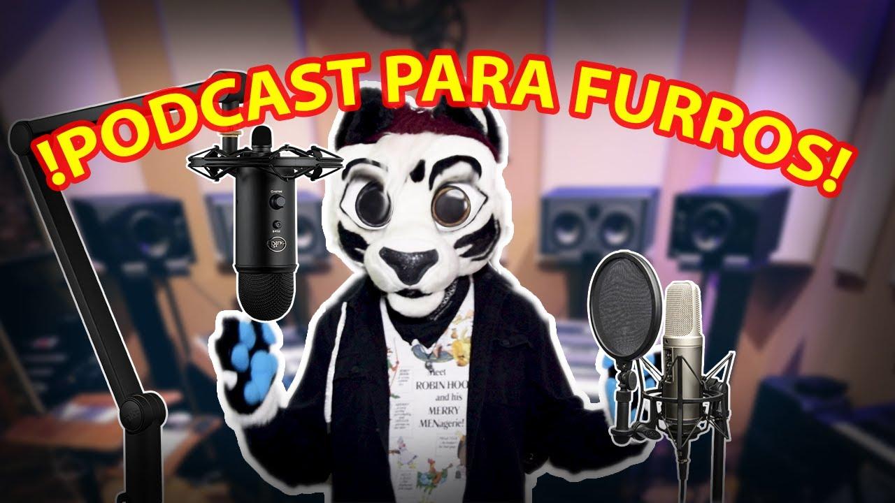 Tu propia radio peluda!   Furry Life Hacks   Como hacer tu propio podcast! + Anuncio !