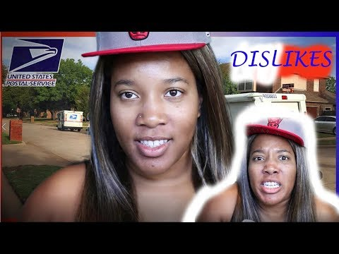 Dislikes - Working At The Post Office