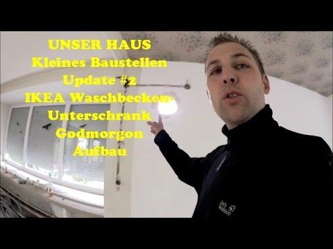 Waschbeckenunterschrank Ikea unser haus kleines update 2 ikea waschbecken unterschrank