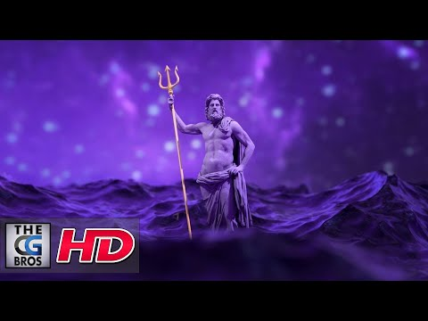 "CGI Animated Short Film: ""Purple Dreams""  - by Murat Saygıner"