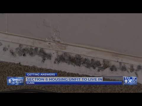 Section 8 housing issues