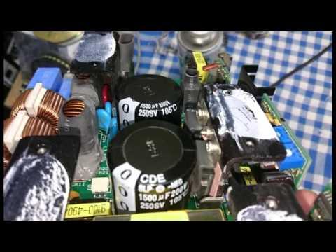 Power Supply Troubleshooting & Repair