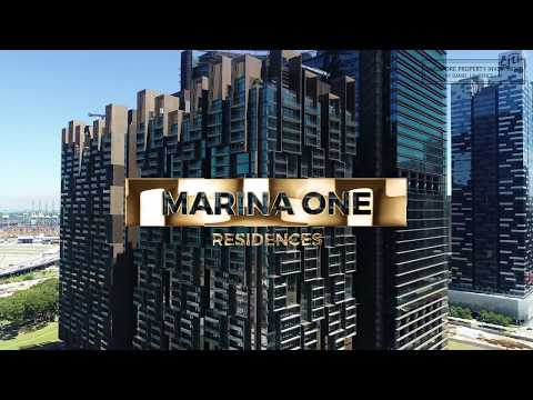 Marina One Residences 滨海盛景豪苑 - Singapore Property Investment