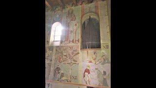 Die Schuster Orgel der St  Anastasia Kapelle München