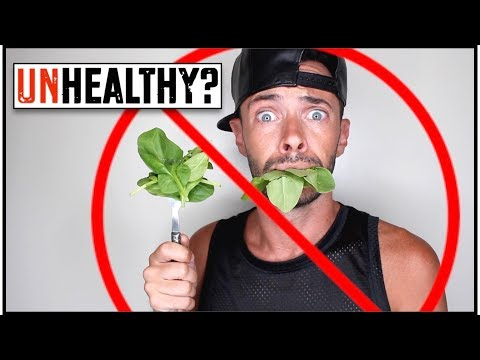 "10 ""HEALTHY"" FOODS THAT ARE ACTUALLY UNHEALTHY ...& Bad For Weight Loss"