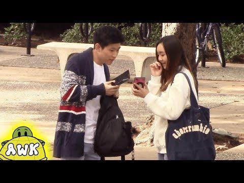 Picking Up Asian Girls at UC Irvine