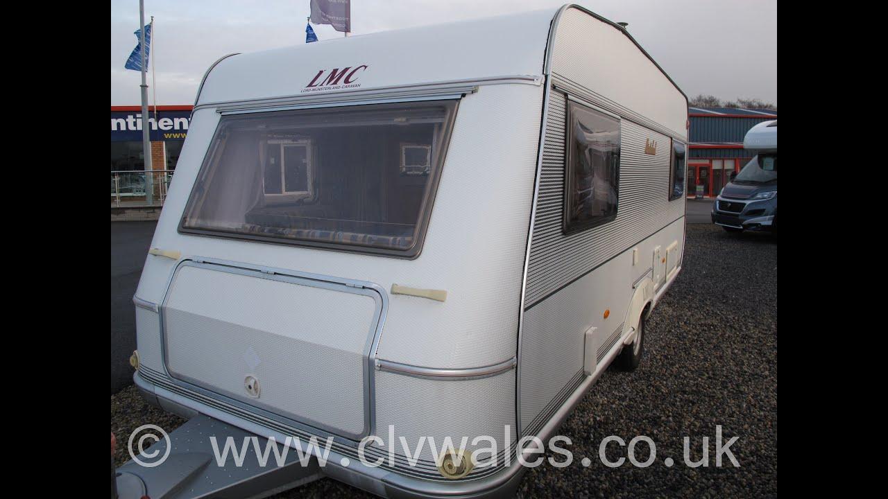 2004 LMC Munsterland 495E Touring Caravan