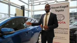 Toyota Auris Video Review