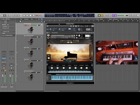 Top 5 Must Have Piano Instruments For Kontakt - Поиск видео на компьютер, мобильный, android, ios