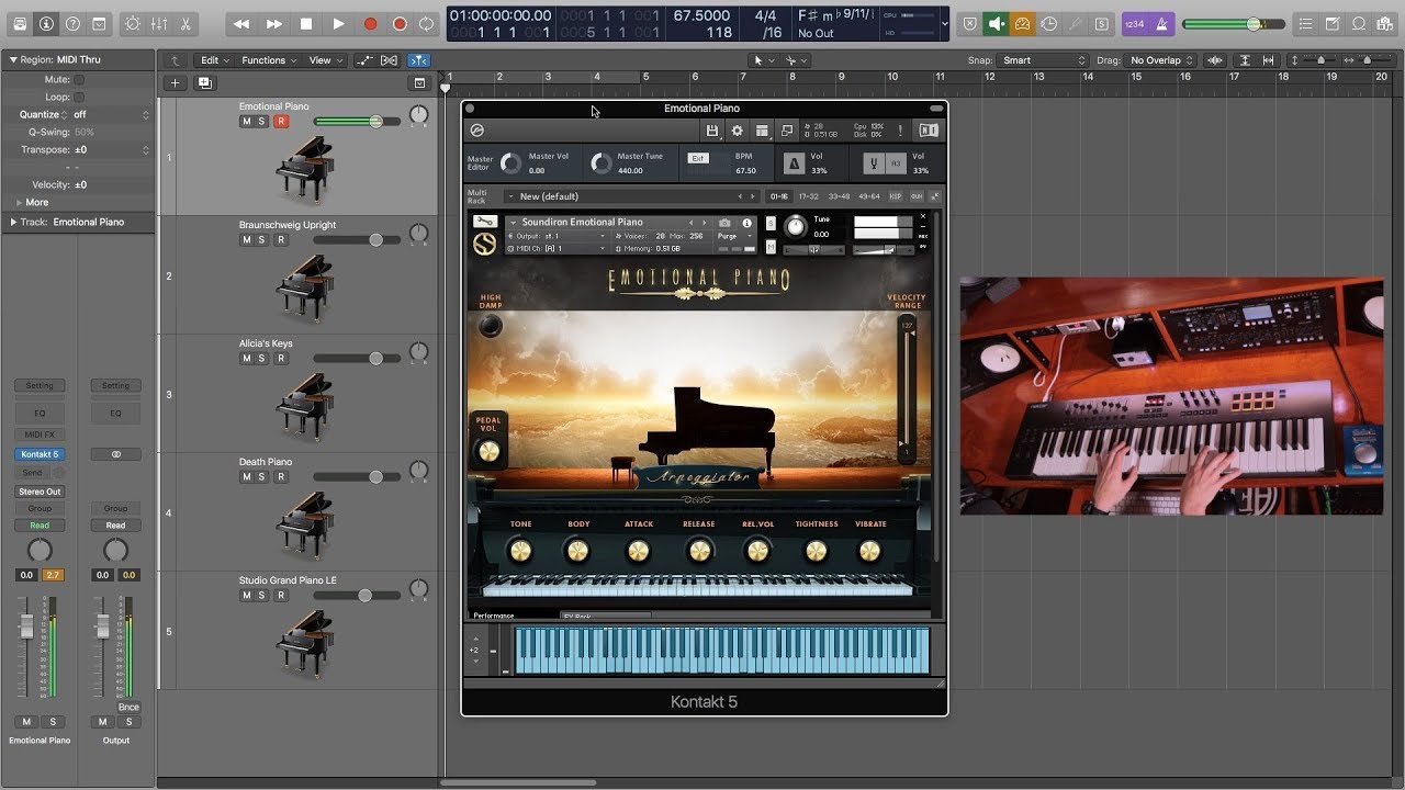 native instruments kontakt cubase