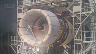 Airbus A380 Engine Explosion Test - HD thumbnail