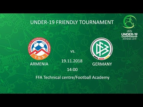 Armenia U-19 - Germany U-19