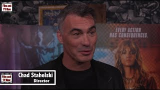 Chad Stahelski Talks Working With Keanu Reeves At John Wick: Chapter 3 - Parabellum Screening