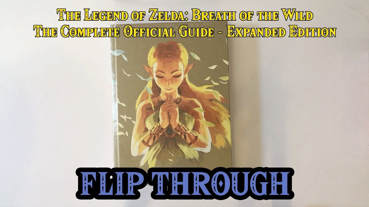 Free to Download The Legend of Zelda: Breath of the Wild ...