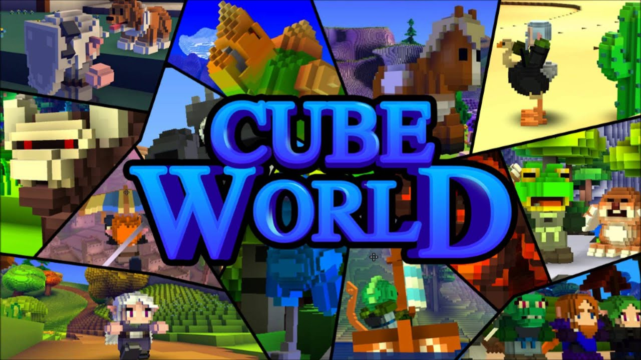 Cube World OST - Enchanted Forest - YouTube