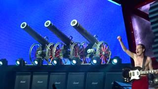 AC/DC FOR THOSE ABOUT TO ROCK (WE SALUTE YOU) Live, Warsaw, July 25, 2015