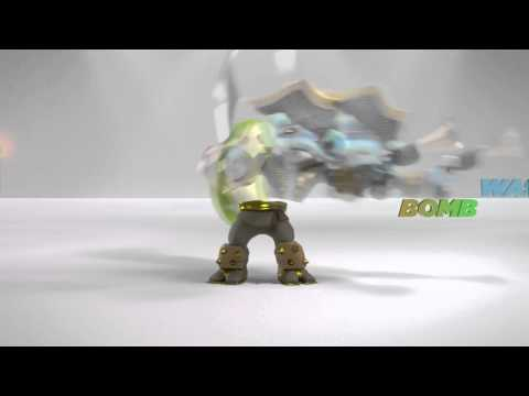 Skylanders SWAP Force Dark Edition Starter Pack - Video
