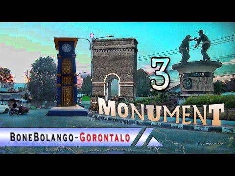 3 MONUMENT Kreen Di BoneBolango-Gorontalo