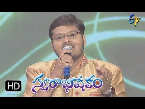 Ne Nokka Poolamokka song | PavanPerformance | Swarabhishek am | 25th March2018 | ETV Telugu