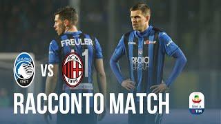 24ª Serie A TIM | Atalanta-Milan, il film della partita