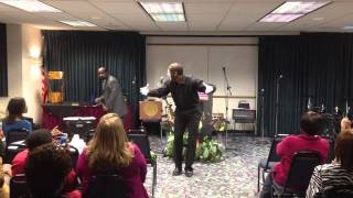 Solitary Worship w/ Vaughn Hill - Grace of God by Sherri Jones-Moffett