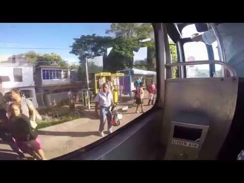 Mauritius - Crazy Bus Driver
