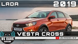 2019 LADA VESTA CROSS Review