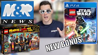 LEGO Marios Sets Releasing EARLY & Summer 2020 MONKIE KID SETS! | LEGO NEWS