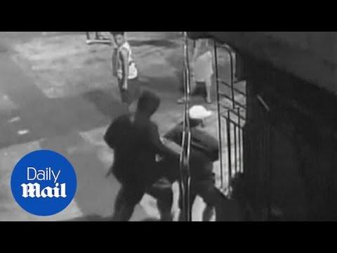 CCTV shows policemen dragging Kian Delos Santos in 2017