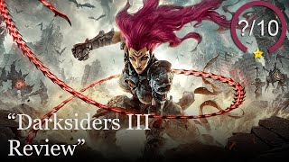 Darksiders 3 Review [PS4, Switch, Xbox One, & PC] (Video Game Video Review)