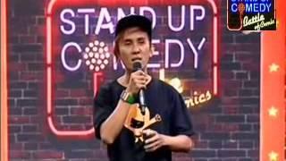 Stand up Comedy Show - Battle of Comics - Panca Asti