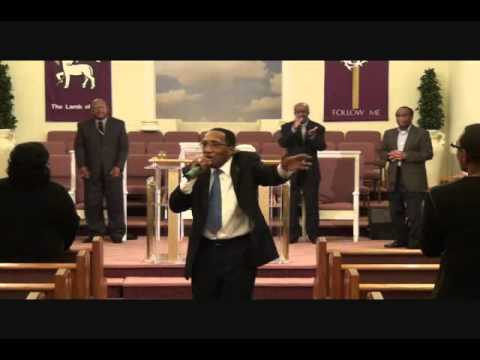 """Pastor J. Richard Bass """"But by the grace of God"""" @ The Empowered Church (Bishop Edwin C. Bass)"""