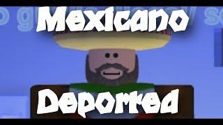 Roblox Mexicano geht ins Gefängnis (verzögertes Meme)