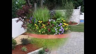Garden edging ideas For small space