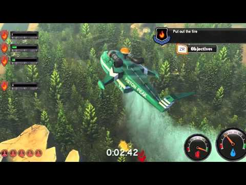 Planes 2 Fire and Rescue Game Exclusive!