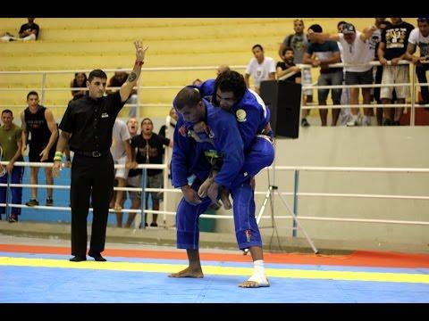 Igor Schneider x Erberth Santos - Sul Americano de Jiu-Jitsu  IBJJF