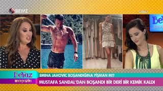 Mustafa Sandal'dan boşandı bir deri bir kemik kaldı!