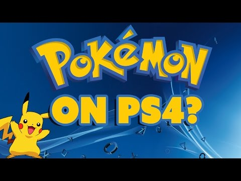 PS4 Hacked to Play Pokémon - The Know