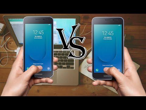 Samsung Galaxy J2 Core vs Samsung Galaxy J2 Core 2020