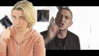 Реакция МАМЫ на OXXXYMIRON ft. ЖАК ЭНТОНИ - БЕЗДЫХАННЫМ (НЕИЗДАННОЕ ВИДЕО)