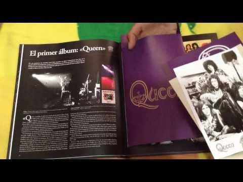 Libro: 40 Años de Queen!