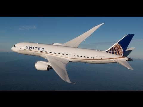 United Airlines 787 Dreamliner flight experience